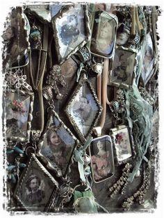 JoAnna Pierotti's beautiful necklaces!