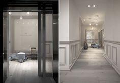 baby cafe design ideas for nursery in Tokyo