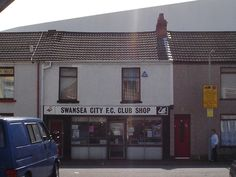 Old Club Shop courtesy of Chris Hill