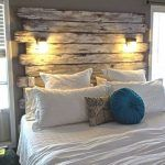 Diy bed headboard easy 5 easy headboard ideas you should try my home decor guide headboards easy and bedrooms home interior decor parties Diy Bed Headboard, Headboard Designs, Headboards For Beds, Headboard Ideas, Homemade Headboards, Light Headboard, Diy Home Decor For Apartments, Diy Casa, Diy Décoration