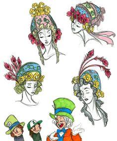 Hatter's Easter Bonnet
