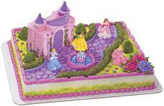 Castle Sheet Cake Cake Ideas and Designs