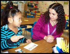 """Kindergarten teacher, Winter Curry, asks children to fingerspell and name each letter, and then practice their name writing every morning. Name Ticket strategy is from """"Writing-to-Read Accelerates Literacy"""" by Nellie Edge, Chapter 3."""