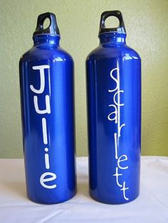 8 Best Water Bottle Decorating Ideas Images Water