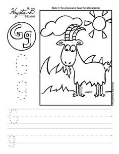 letter g worksheets 1000 images about preschool at home on 33009