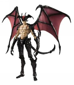 #transformer ko devilman (nirasawa 2016 ver.) variable action heroes vah [action figure] by megahouse