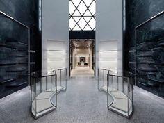 Balenciaga Flagship store