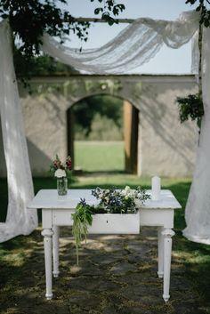 Tereza Agata a Bart / svatební obřad