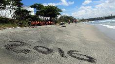 MAPRE y Sistema 911 participan en jornada de limpieza de playas
