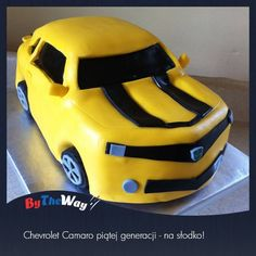 Słodko-filmowa inspiracja dla smakoszy bez limitu wieku  Poznajecie z jakiego filmu pochodzi ten piękny samochód?