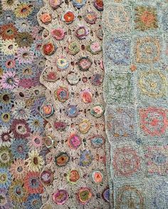Sophie Digard crochet and embroidery: