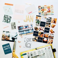 From: pepperandtwine  There are many ways to document memories. Journals, photo albums, scrapbooking, Project Life, Instagram, they are all great for recording the moments you want to remember, both big and small. What's your favorite method of memory keeping?