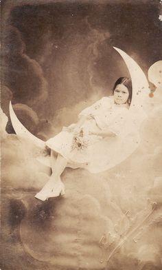 Portraits sur la lune portrait lune carton 17 photo histoire