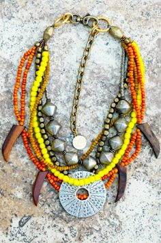 necklace from tahiti