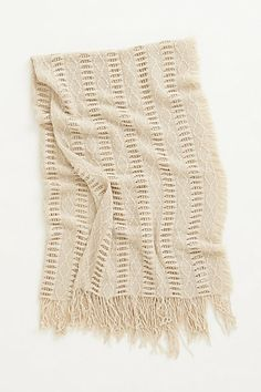 Can't have too many throws.  #Anthropologie #PinToWin
