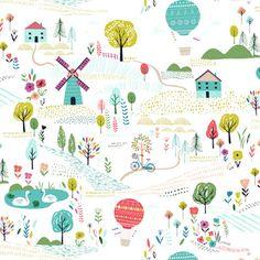 Bethan Janine #print #pattern