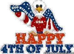 Hooray for the Red, White & Blue! - Life and Linda