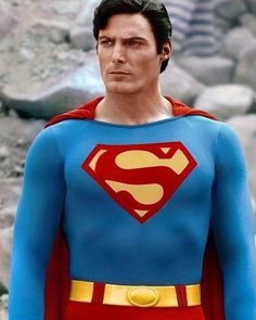 Christopher Reeve.  Superman.