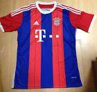 For Sale - ADIDAS Bayern Munich soccer jersey 2014 2015 GOTZE SCHWEINSTEIGER ROBBEN RIBERY - See More at http://sprtz.us/BayernEBay