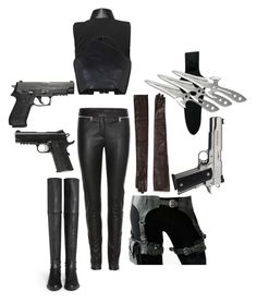 """Field Agent AoS style!   "" by captainamericafan on Polyvore"
