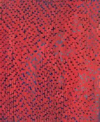 Whitney Museum of American Art: Alma Thomas: Mars Dust