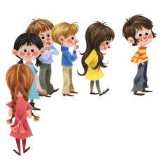 Genevieve Godbout illustration -Kindergarten Luck