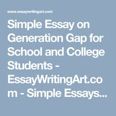 a brief essay on dowry system in for school and college  simple essay on generation gap for school and college students essaywritingart com simple