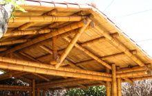 Garaje con Cubierta de Teja