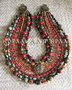 Ukrainian author folk-beads
