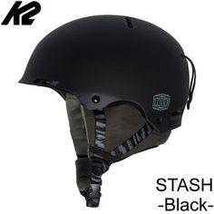 スノーボードBern Men's Kingston Snow Helmet, Matte 黒 w
