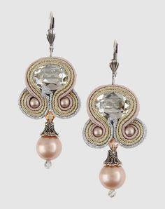soutache earrings! :) incredible! :)