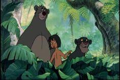 Le livre de la jungle (Disney)