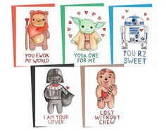 CHEWBACCA LOVE Lost Without Chew Star Wars by ServietteNation Cards For Boyfriend, Valentines Gifts For Boyfriend, My Funny Valentine, Valentine Day Cards, Valentines Diy, Boyfriend Gifts, Funny Cards, Cute Cards, Diy Cards