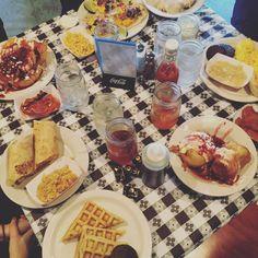 #covernashville #brunch #nashvillejamcompany #jamcompany #jam #waffles #bronut #tacos #frenchtoast #nashville