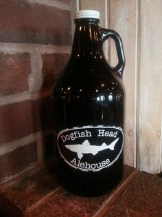 Dogfish Head Alehouse Growler