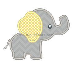Designs :: Animals :: Baby Elephant