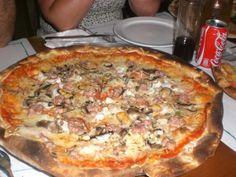 Lo mejor de Italia con la pasta y lo mejor de España con su variedad de alimentos marinos, de montaña y de corral #tastingspain