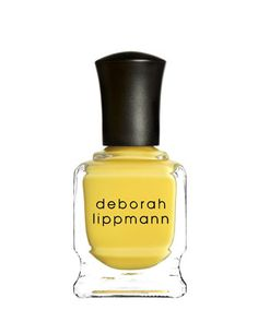 Deborah Lippmann Yellow Brick Road Nail Lacquer - Neiman Marcus