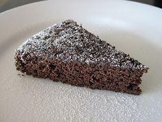 Vegan Chocolate Red Wine Cake