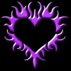 tribal heart red t shirt a cool tribal. Purple Fire, Purple Gold, Purple And Black, Purple Hearts, Purple Rain, Purple Swag, Purple Amethyst, Deep Purple, Purple Heart Tattoos