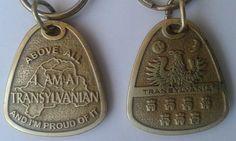 Breloc I Am A Transylvanian