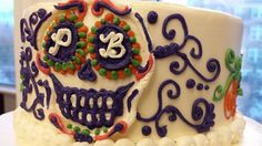 Day of the Dead Wedding by JLassan Designs