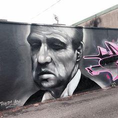 Marlon Brando by rmer