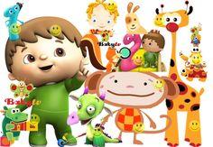 Tarjetas De Cumpleaños Baby Tv Para Imprimir En Hd 19  en HD Gratis