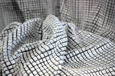 Tissus de béton par Conjugaison Création - Journal du Design