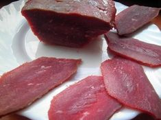 Tuna, Ham, Steak, Food And Drink, Beef, Chorizo, Cooking, Recipes, Food