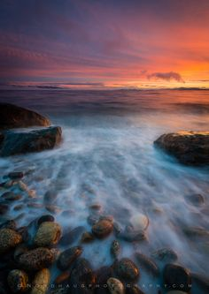 After a clearing storm came a beautiful sunrise. Trondheim, Norway by Dag Ole Nordhaug on Beautiful Sites, Beautiful World, Beautiful Places, Amazing Places, Trondheim Norway, Sea To Shining Sea, Norway Travel, World Pictures, Sky Art