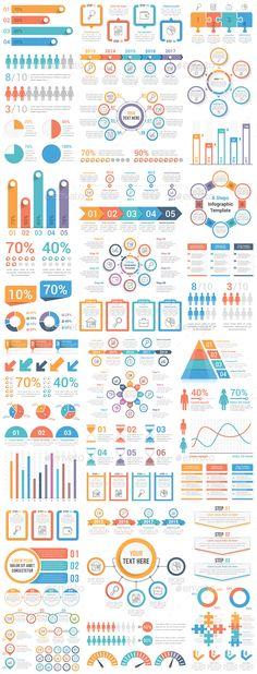 Infographic #Elements #Bundle - #Infographics