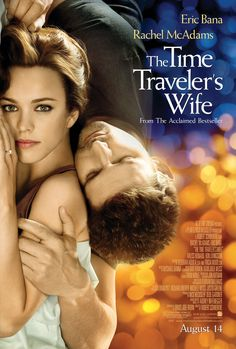 The Time Traveler's Wife (2009), 107 min - Drama | Fantasy | Romance. A romantic drama about a Chicago librarian with a gene that causes him to involuntarily time travel, and the complications it creates for his marriage. Director: Robert Schwentke. Writers: Bruce Joel Rubin, Audrey Niffenegger. Stars: Eric Bana, Rachel McAdams and Ron Livingston.