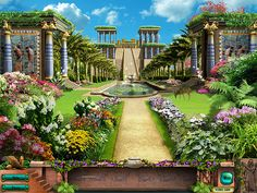 hanging gardens of babylon | Hanging Gardens of Babylon 041